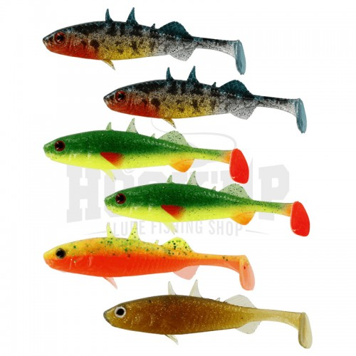 Westin Stanley the Stickleback 7.5cm [Dark Water Mix]