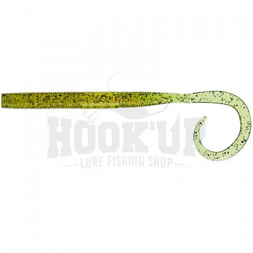 Gunki C Eel Worm 127 Firecracker