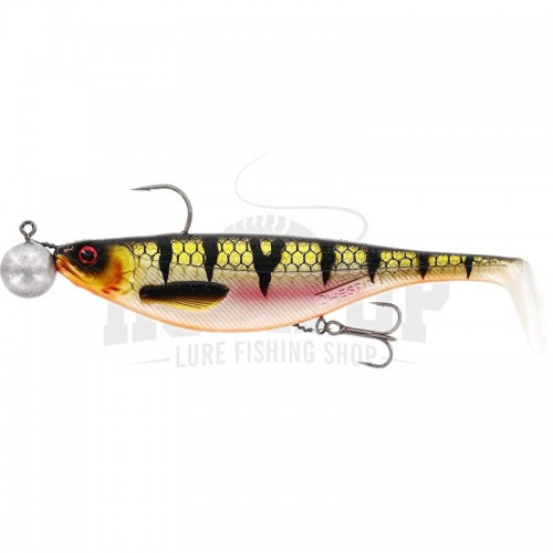 Westin ShadTeez 16cm R 'N R 15g Bling Perch
