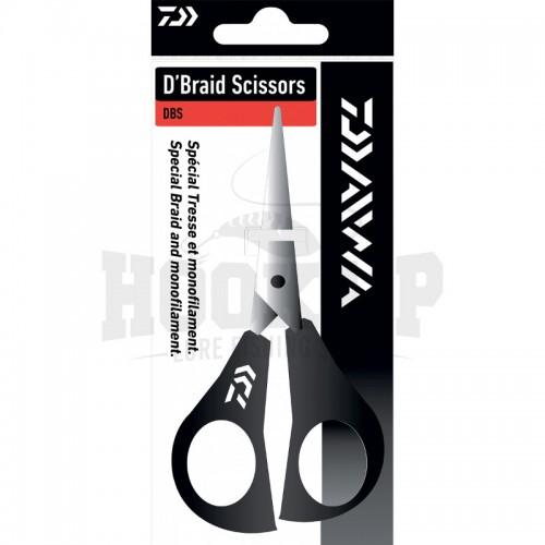 Daiwa Ciseaux Tresse D Braid Packaging