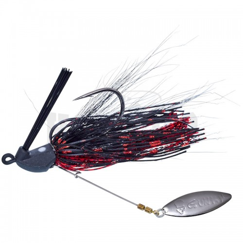 Gunki Hoverjig 21G Black Red MS