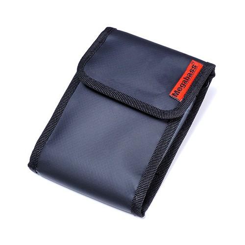 Megabass Field Wallet Black