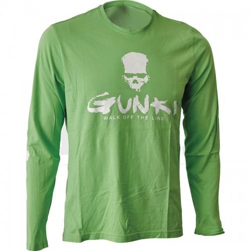 Gunki T Shirt Apple Green