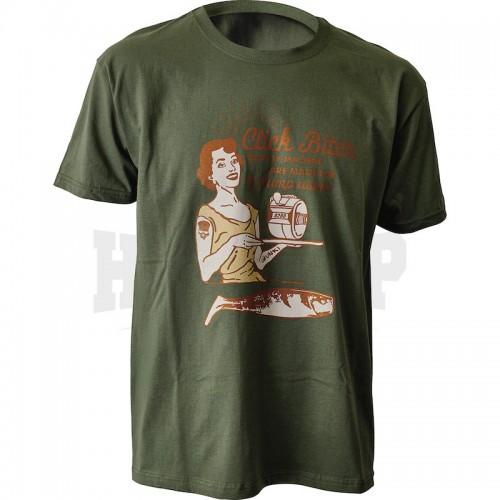 Gunki T Shirt Click Bitch