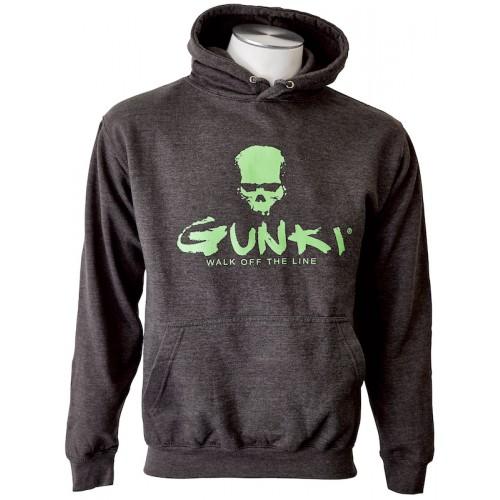 Gunki Sweat Capuche DarkSmoke