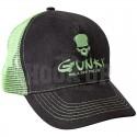 Gunki Casquette Trucker Black