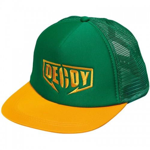 Decoy DA17 Casquette Mesh Cap Green Yellow