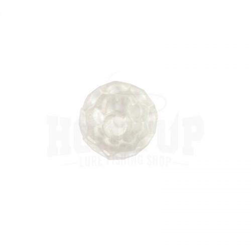 Scratch Tackle Crystal Glass Bead