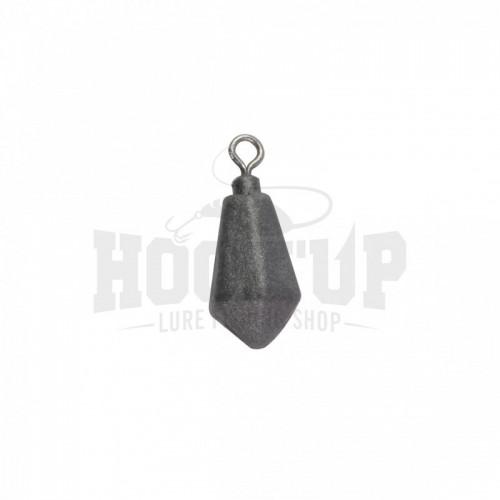 Scratch Tackle Pear Drop Shot
