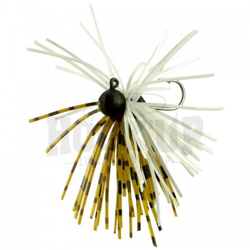 Scratch Tackle Micro Jig 5g Blanc Marron Tiger (WMT)