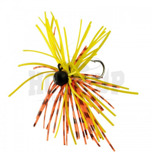 Scratch Tackle Micro Jig 2.5g Jaune Orange Tiger (JOT)