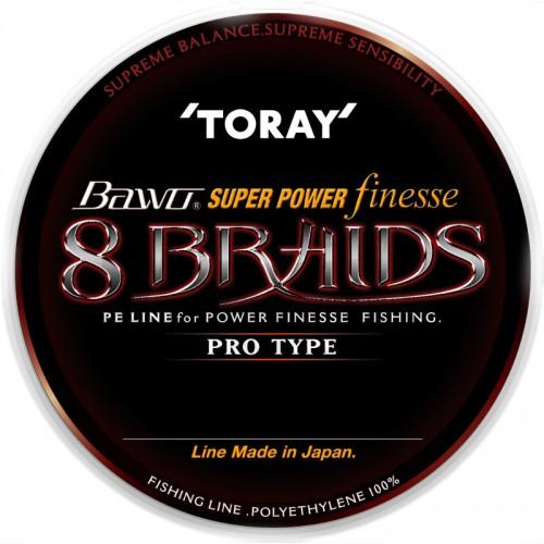 Toray Super Power Finesse 8 Brins Main