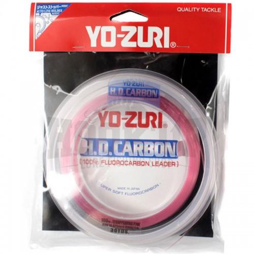 Yo-Zuri Fluorocarbone HD CARBON Rose Main
