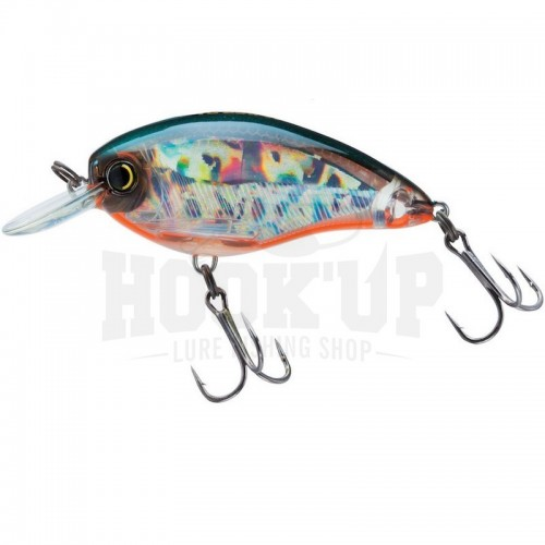 Yo-Zuri 3DS Crank SR 50 HOLOGRAPHIC TENNESSEE SHAD (HTS)