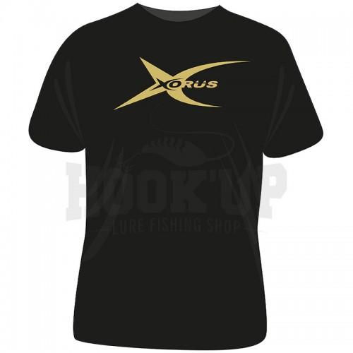 Xorus T Shirt Noir et Or