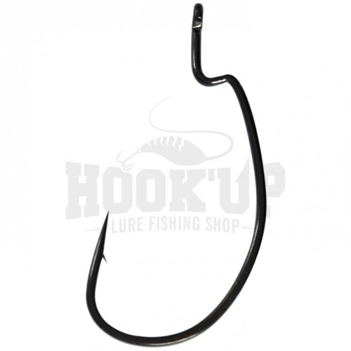 Scratch Tackle Worm Wide Gap Hook