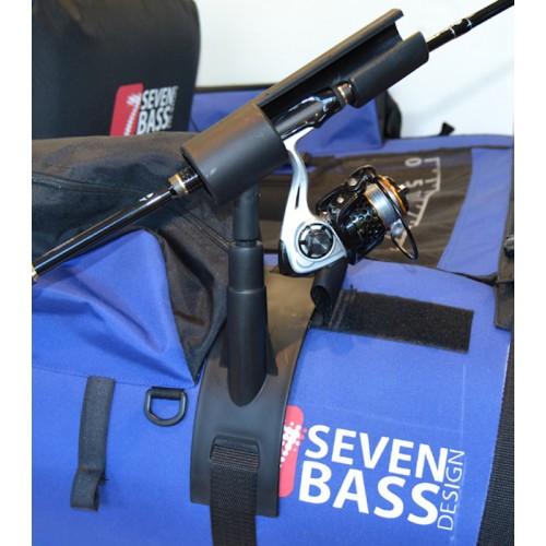 Seven Bass support de canne Squad 1 Detail