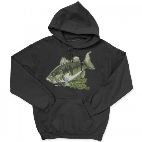 Hook'Up x MR Bass Mania Hoodie