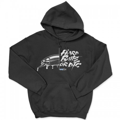 Hook'Up x MR Hard Baits or Die Hoodie
