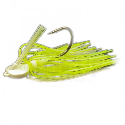 Lunker City Jig Pan 207 CHARTREUSE SHAD