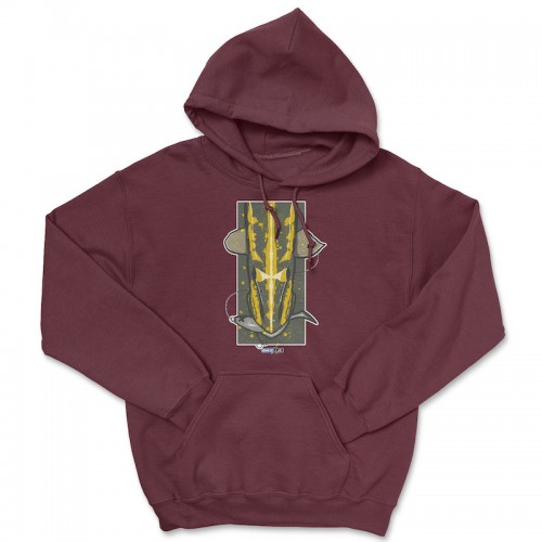 Hook'Up x MR Pike's Baits Hoodie