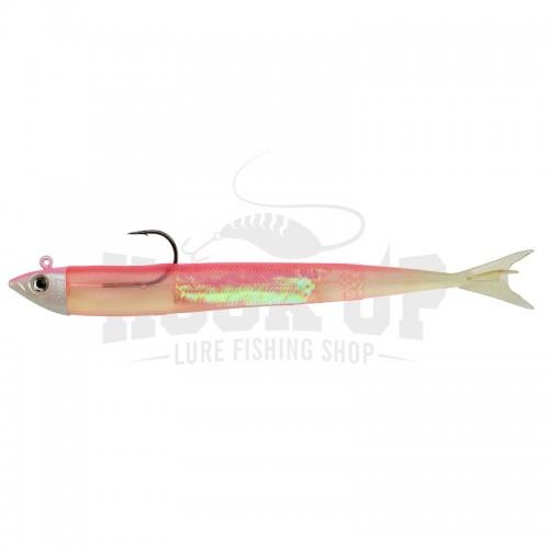 Daiwa Samurai Eel 35g Clear Pink Holo