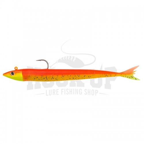 Daiwa Samurai Eel 70g Orange Shiner