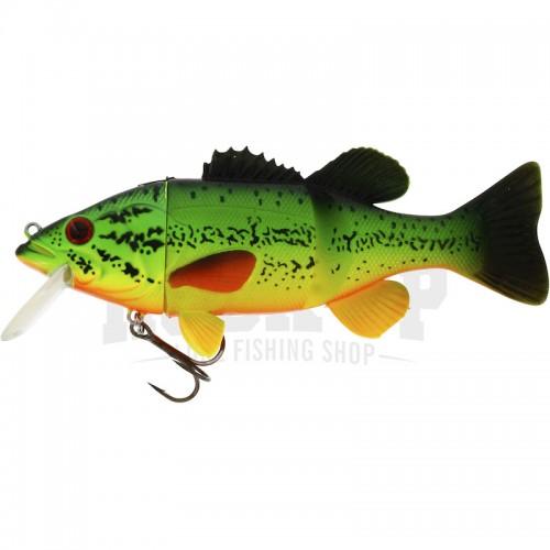 Westin Barry The Bass Swimbait Hybrid 15cm Firetiger