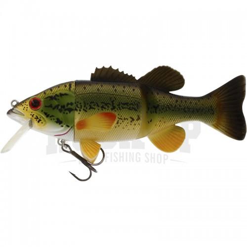 Westin Barry The Bass Swimbait Hybrid 15cm Largemouth Bass