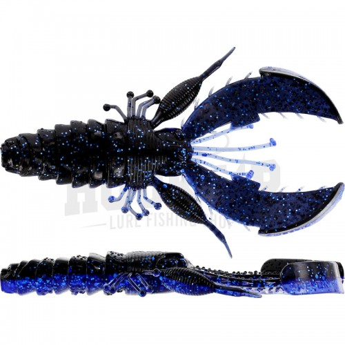 Westin CreCraw Creaturebait 10cm Black Blue