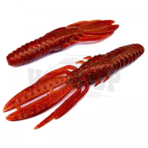 """Pitch and Strike Heikegani 3"""" Scuppernong Red Flake"""
