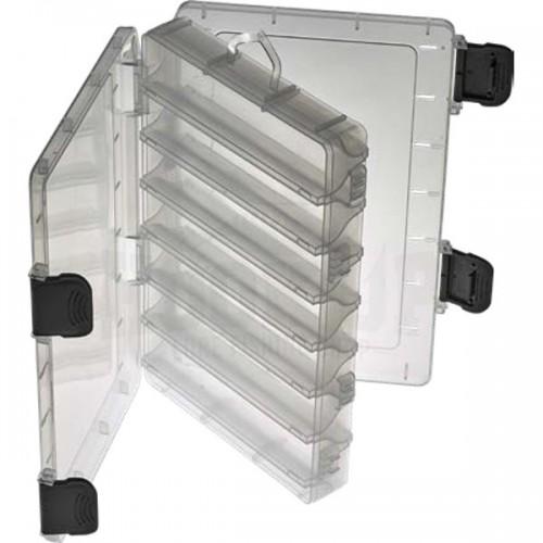 Plastilys Boite Reversible Transparente SF369