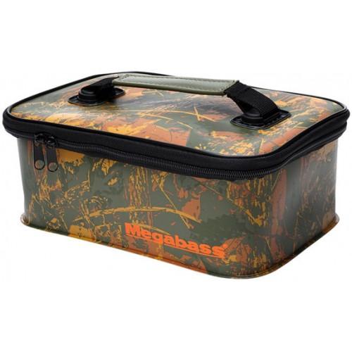 Megabass Multi Inner Case Orange Camo