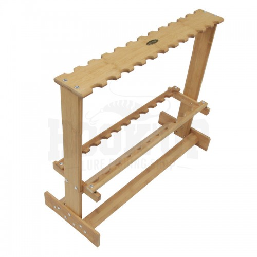 Scratch Tackle 24 Rods Bamboo Stand