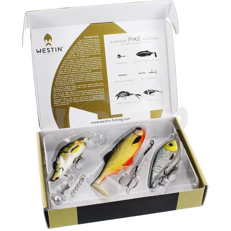 Westin Coffret Cadeau Brochet Selection