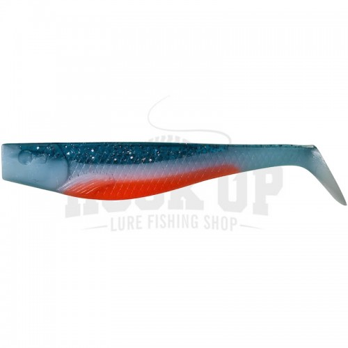 Illex Dexter Shad 90 UV Blue White Orange