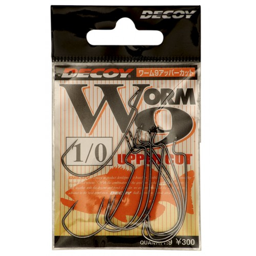 Decoy Worm 9 Upper Cut