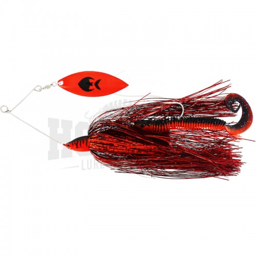 Westin MonsterVibe Flash (Willow) 65g Black Red