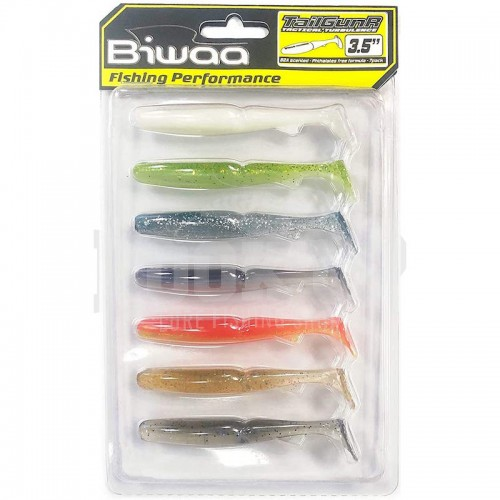 """Biwaa Tailgun R 3.5"""" PACK Multi Colors"""