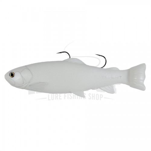 Defiant 210 Swimbait FS Pearl White