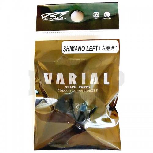 DRT Varial Nut Black (Shimano) LH
