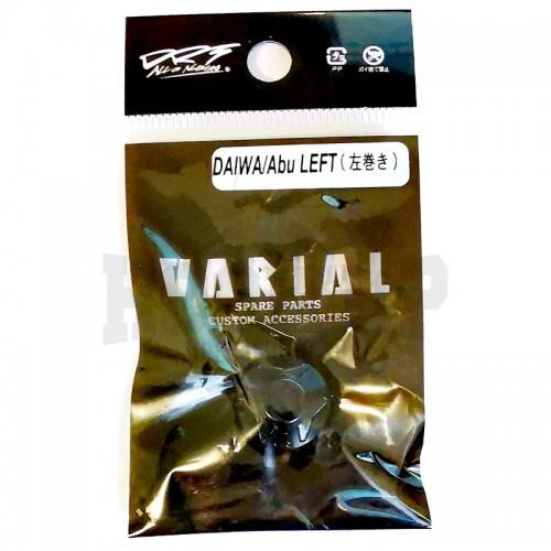 DRT Varial Nut Black (Daiwa-Abu) LH