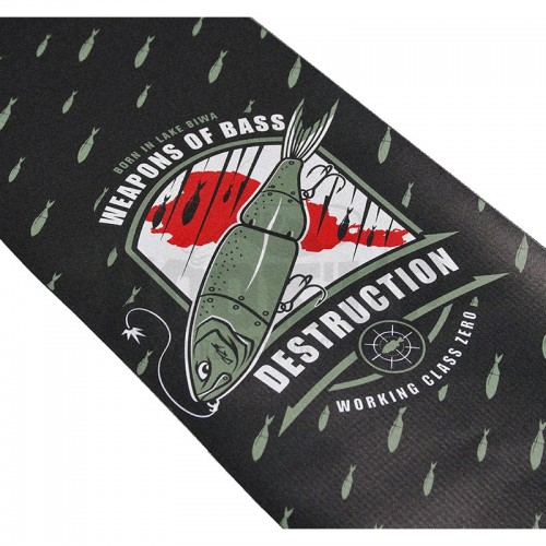 DRT x WCZ Weapons of Bass Destruction Travel Ready Board (Limited Edition)