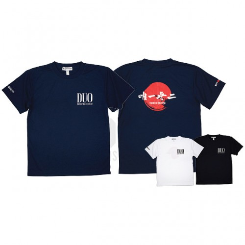 "Duo Tee Shirt ""There is only one"" Navy"
