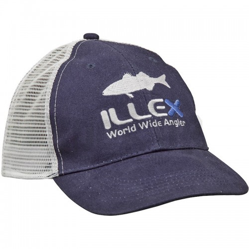 Illex Cap Trucker Sea Bass
