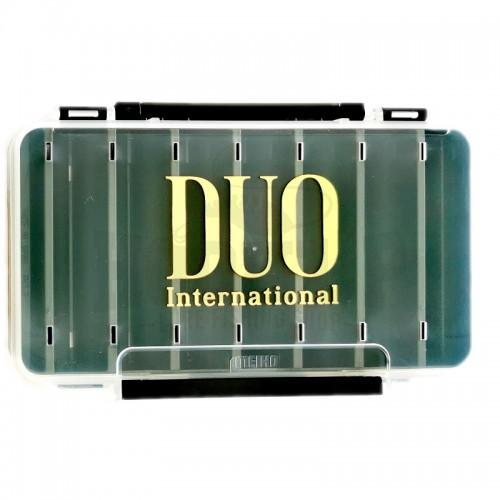 Duo Reversible Lure Case 100 Gold Logo