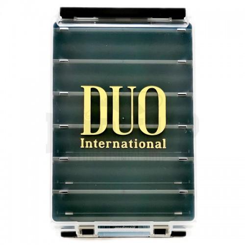 Duo Reversible Lure Case 120 Gold Logo