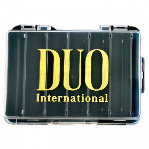 Duo Reversible Lure Case D86 Gold Logo