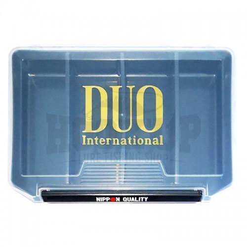 Duo Lure Box VS3010 Pearl Black Gold Logo
