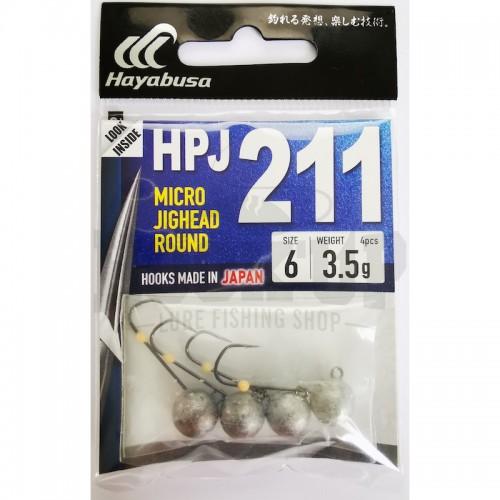 Hayabusa HPJ211 Tete Plombee Finesse Packaging